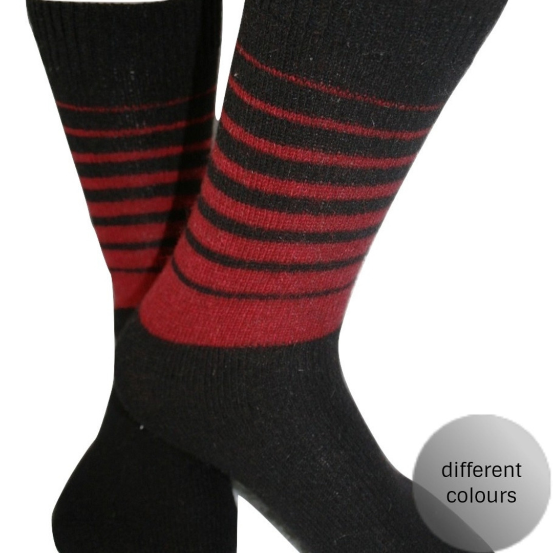 Merino Possum Blend Socks image 0
