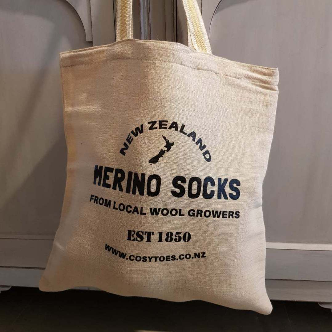 Merino Work Socks - Unisex. Free Bag with Purchase! image 1