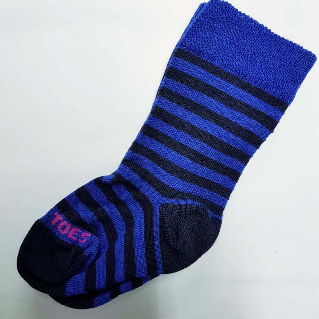 Long Merino Baby Socks - 2nds image 0