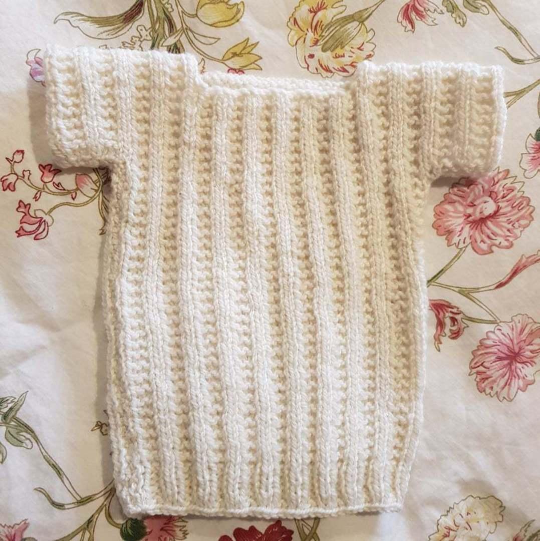 Organic Merino Wool Singlet - Premature image 0