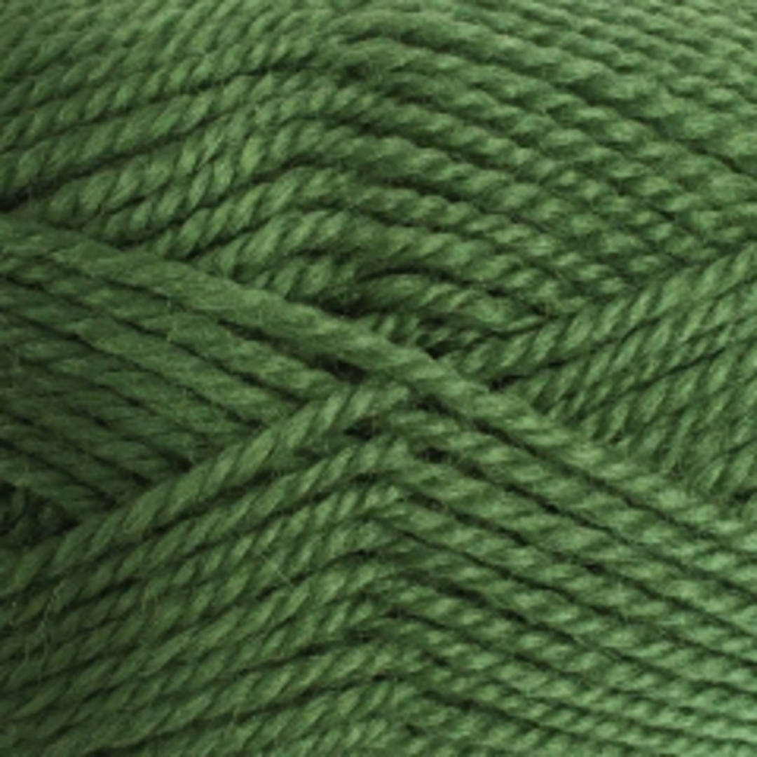 Red Hut: Pure 100% Wool 8 Ply Yarn - Grass image 0