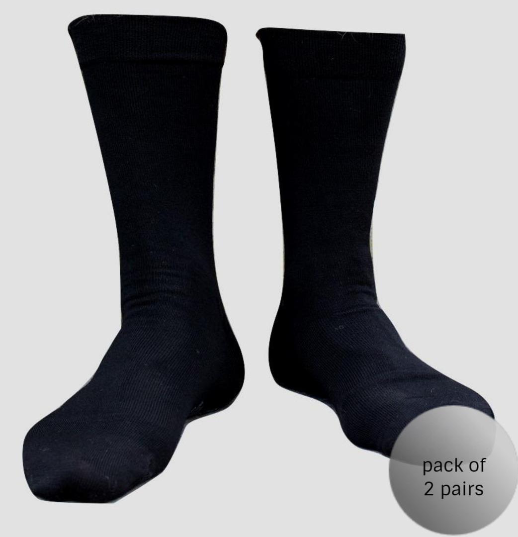 Men's Merino Dress Socks image 0