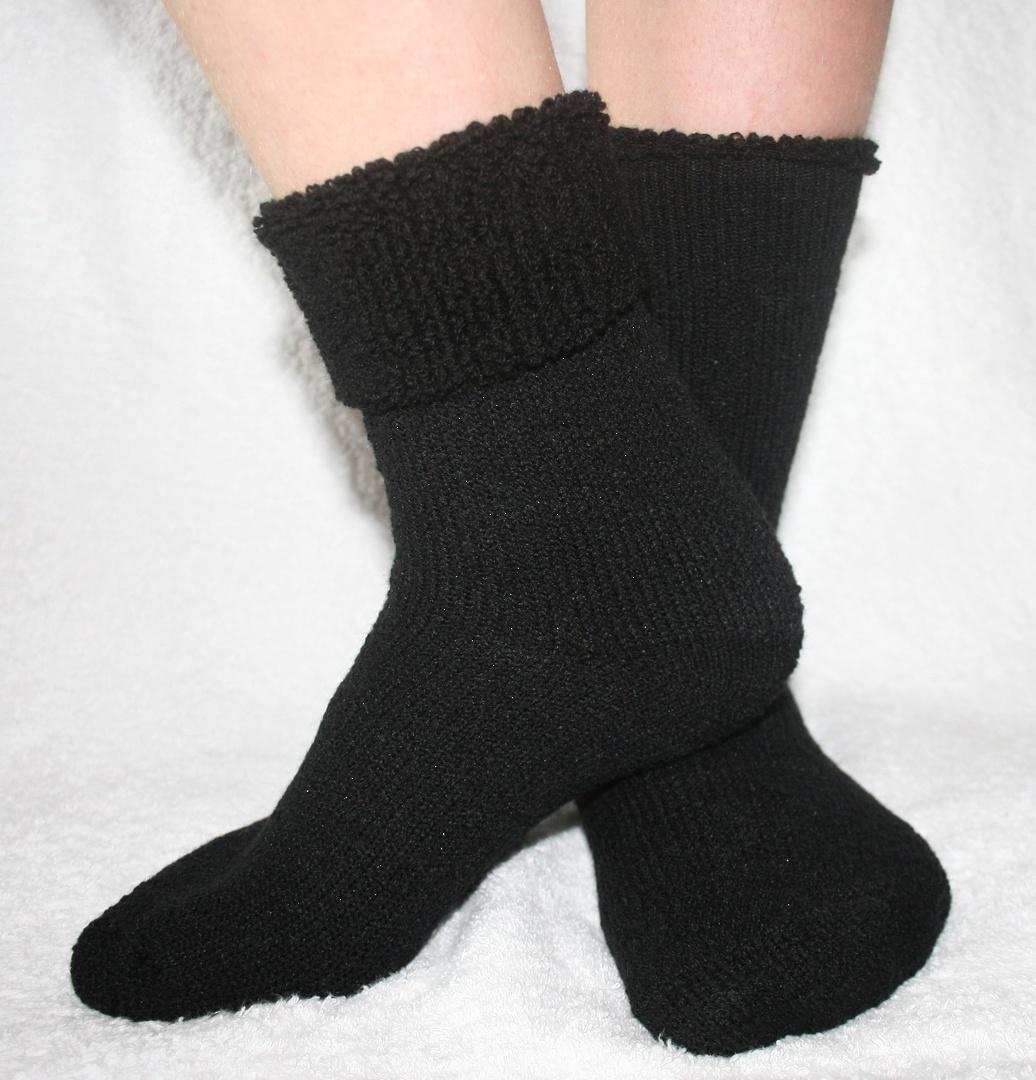 Merino Wool Hiking Socks image 2