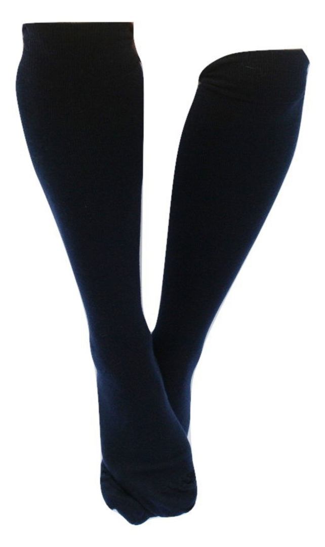Knee High Merino Socks - adult sizes image 2