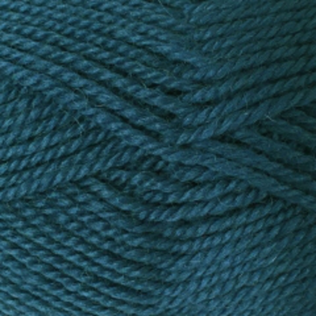 Red Hut: Pure 100% New Zealand Wool 8 Ply Yarn - Teal image 0