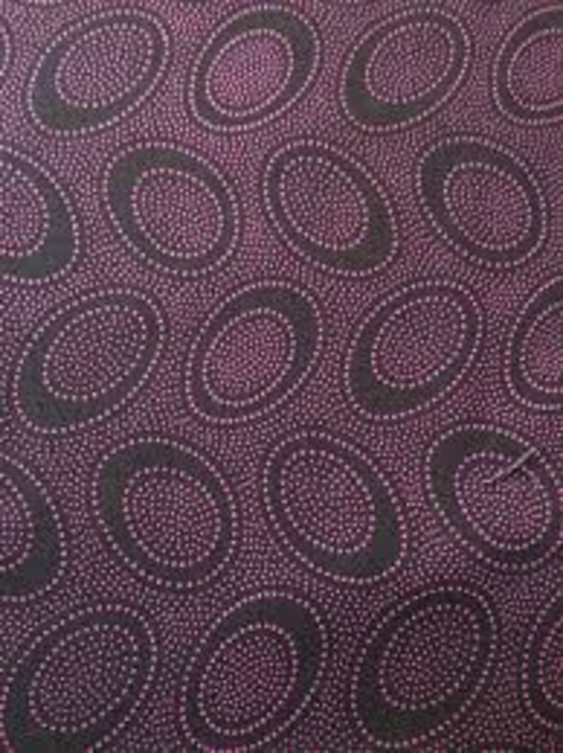 Fabric-Kaffe Aboriginal dot image 0