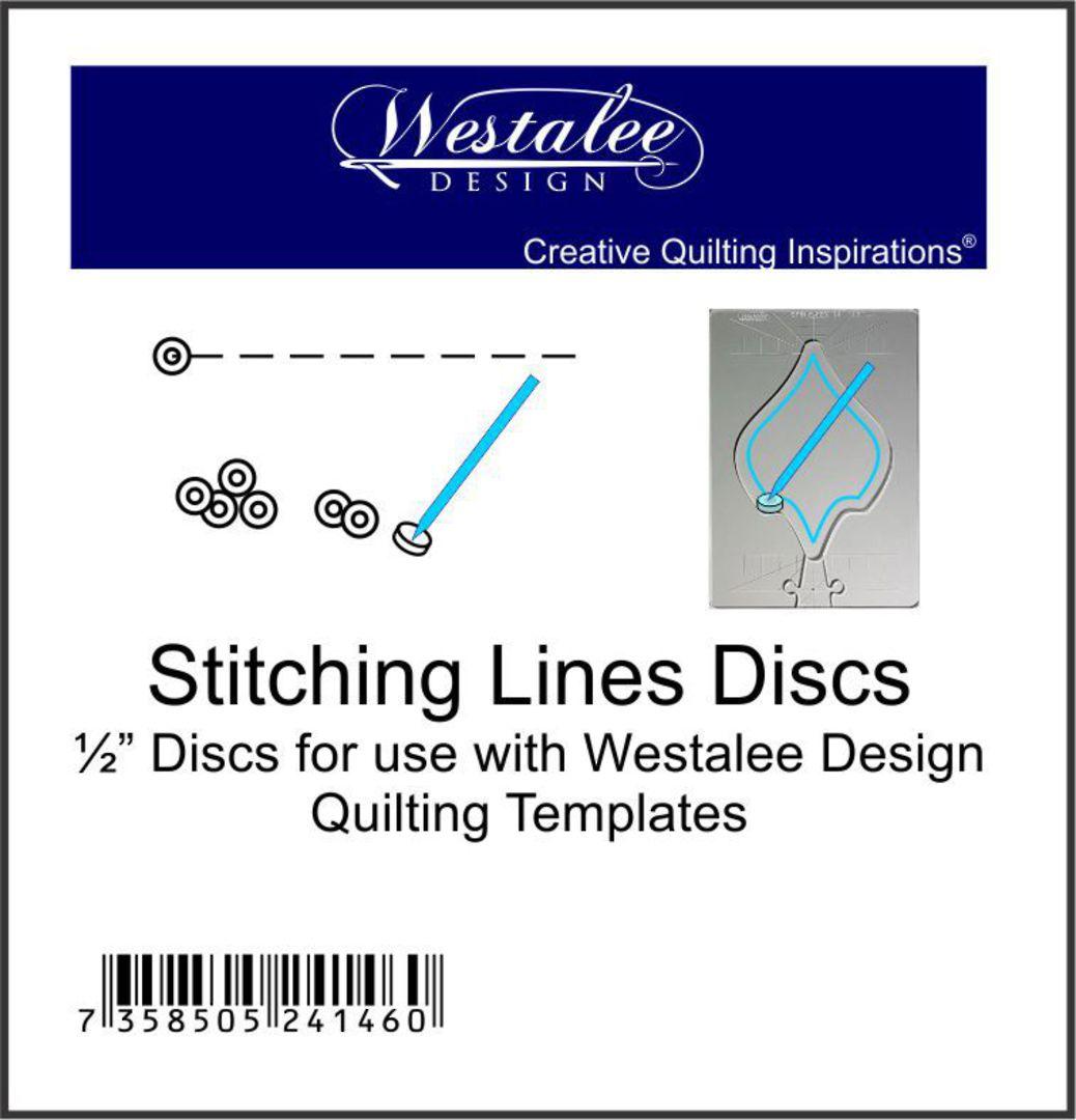 Westalee Stitching Line Disc image 0