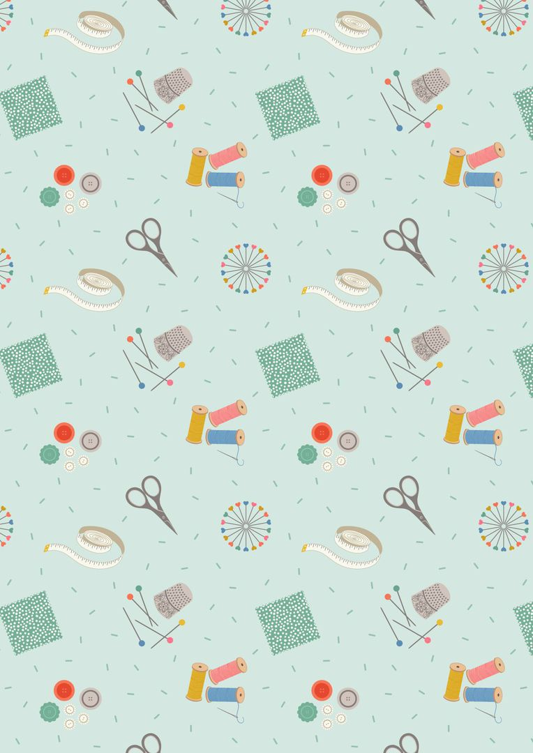 Fabric-Small Things-Craft image 0
