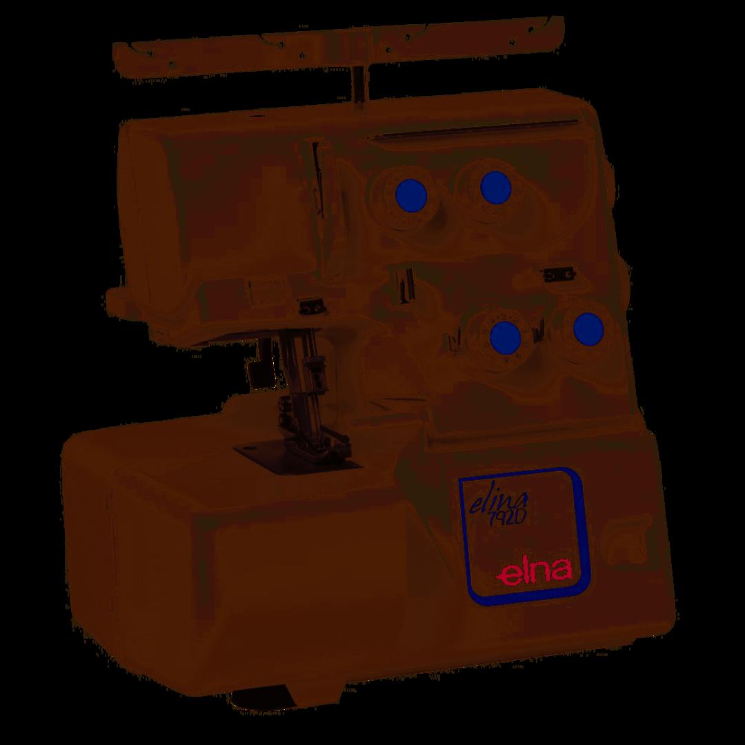 Elna 792D Overlocker image 0