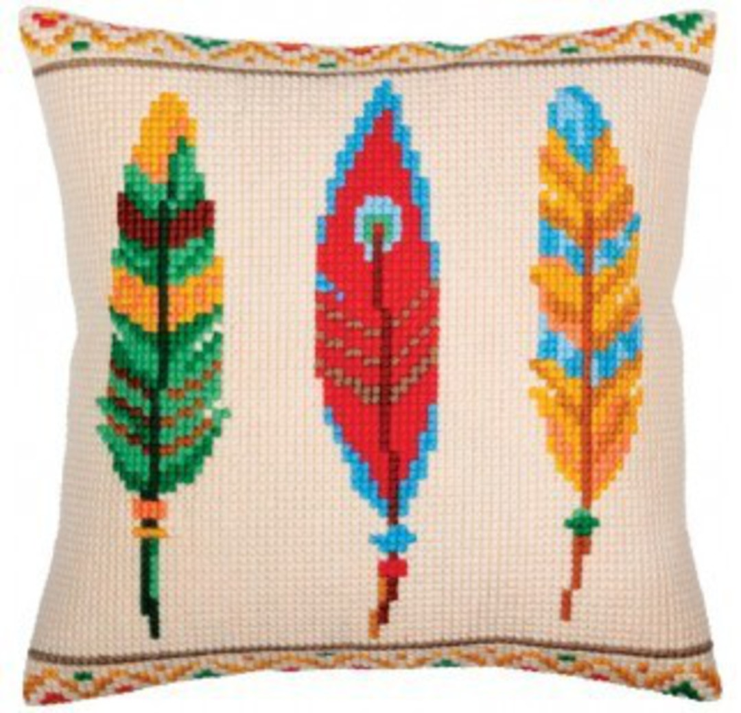 Tapestry Cushion Kit- Dream Catcher image 0