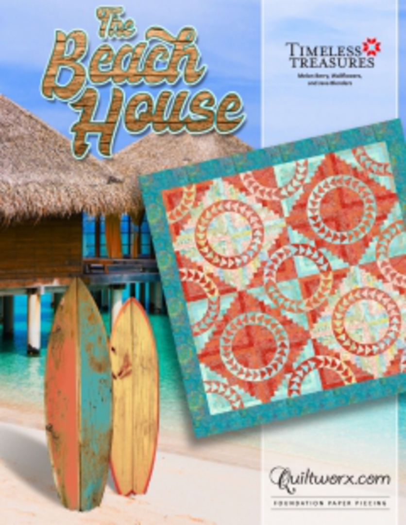 Quiltworx The Beach House image 0