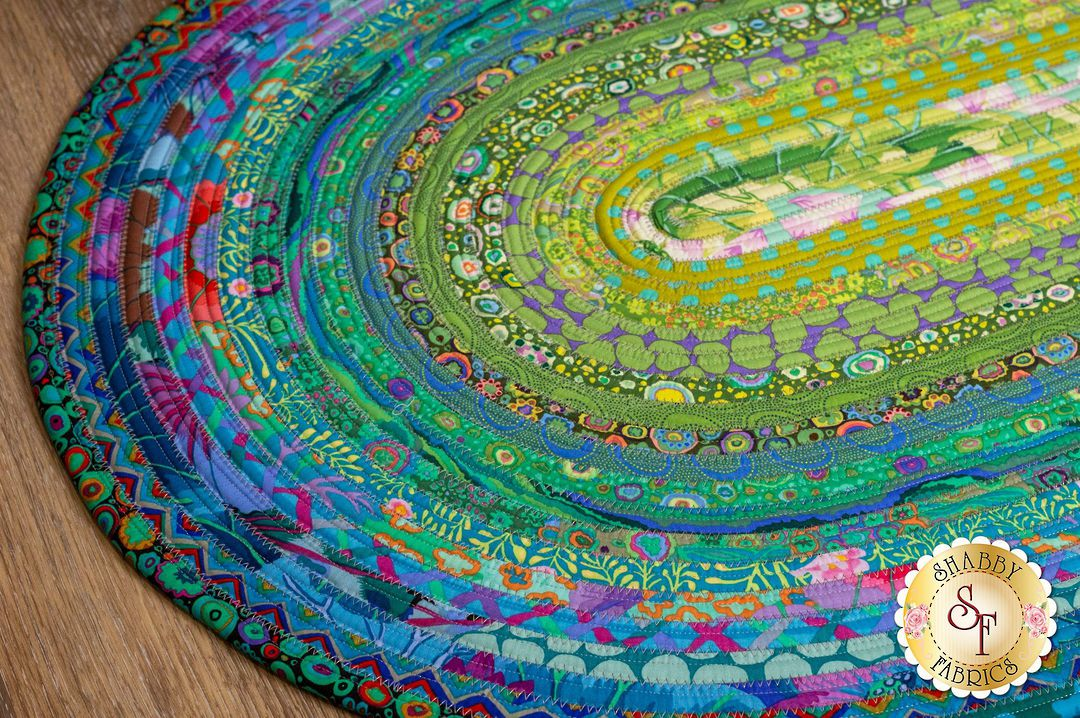 Class Jelly Roll Rug image 0