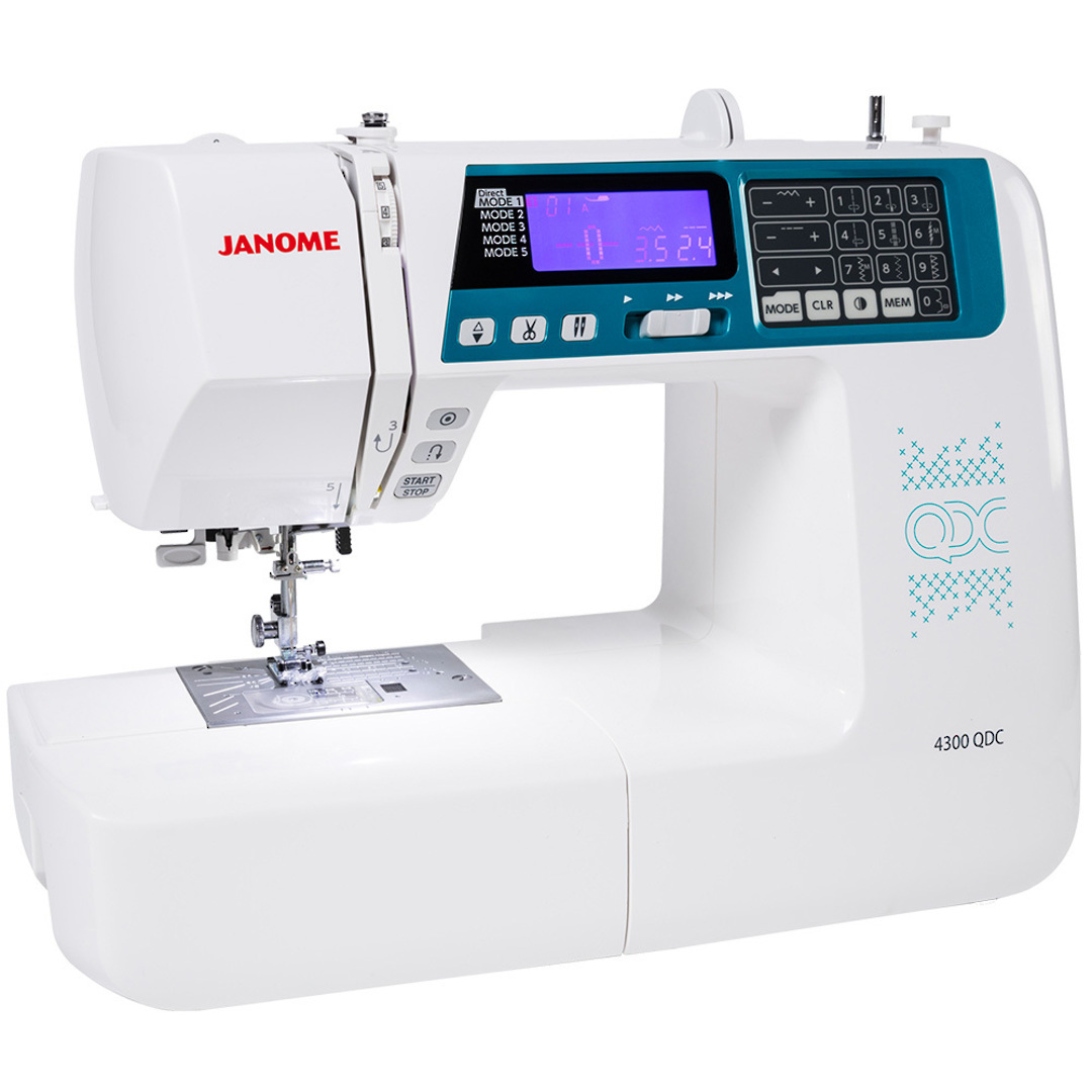 Janome 4300QDC image 0