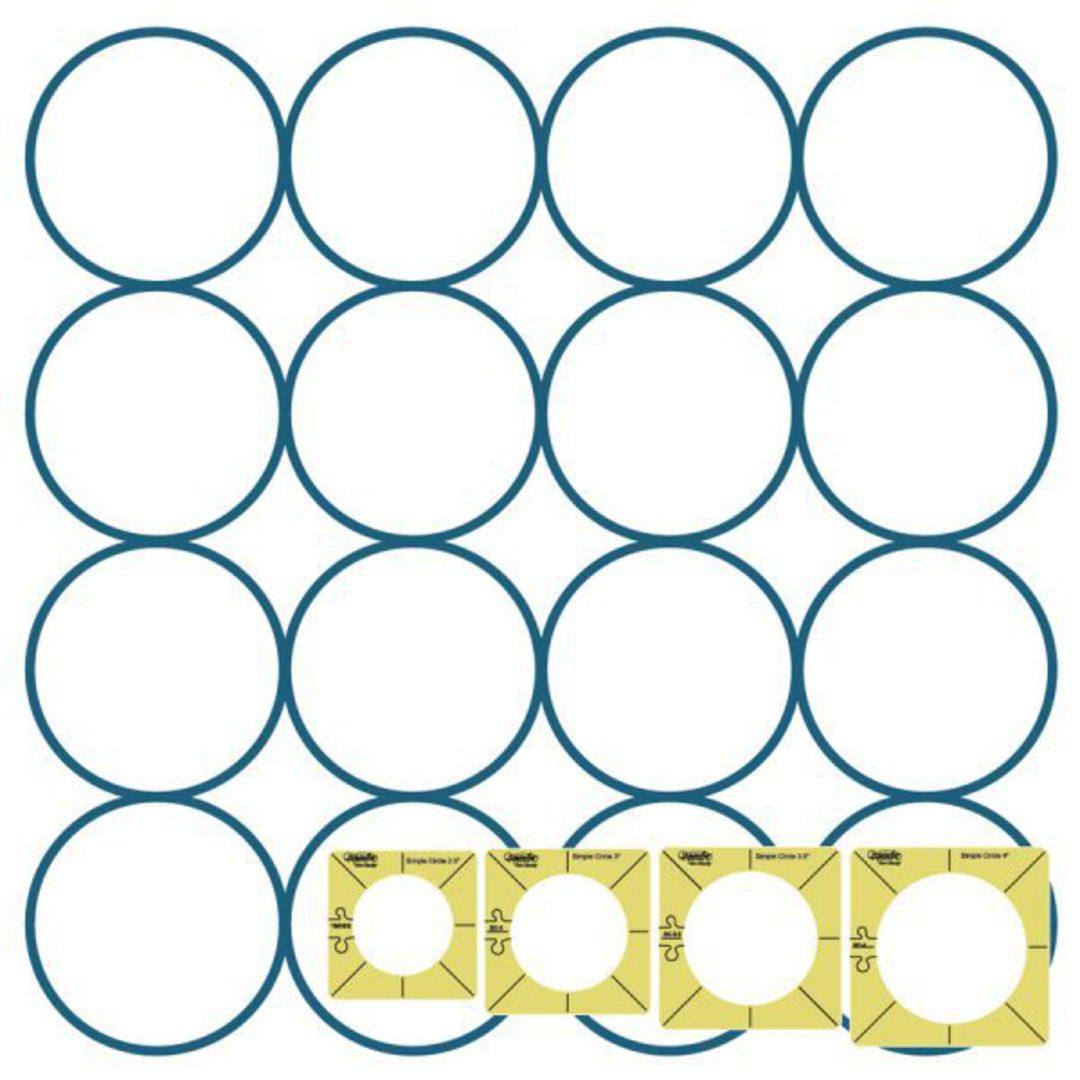 Westalee Simple Circles Set 2 image 0