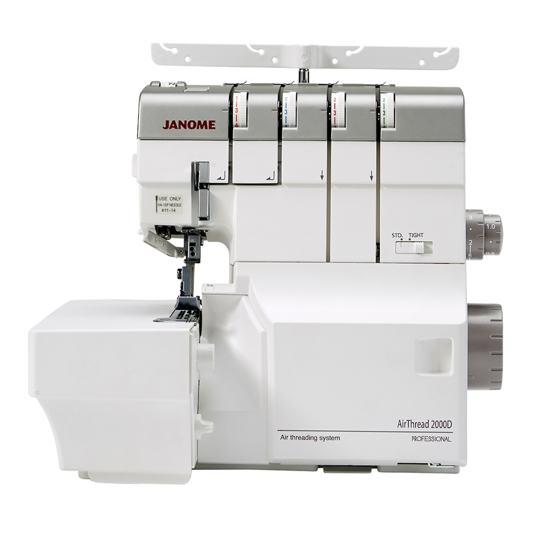 Janome Air Thread Overlocker image 0