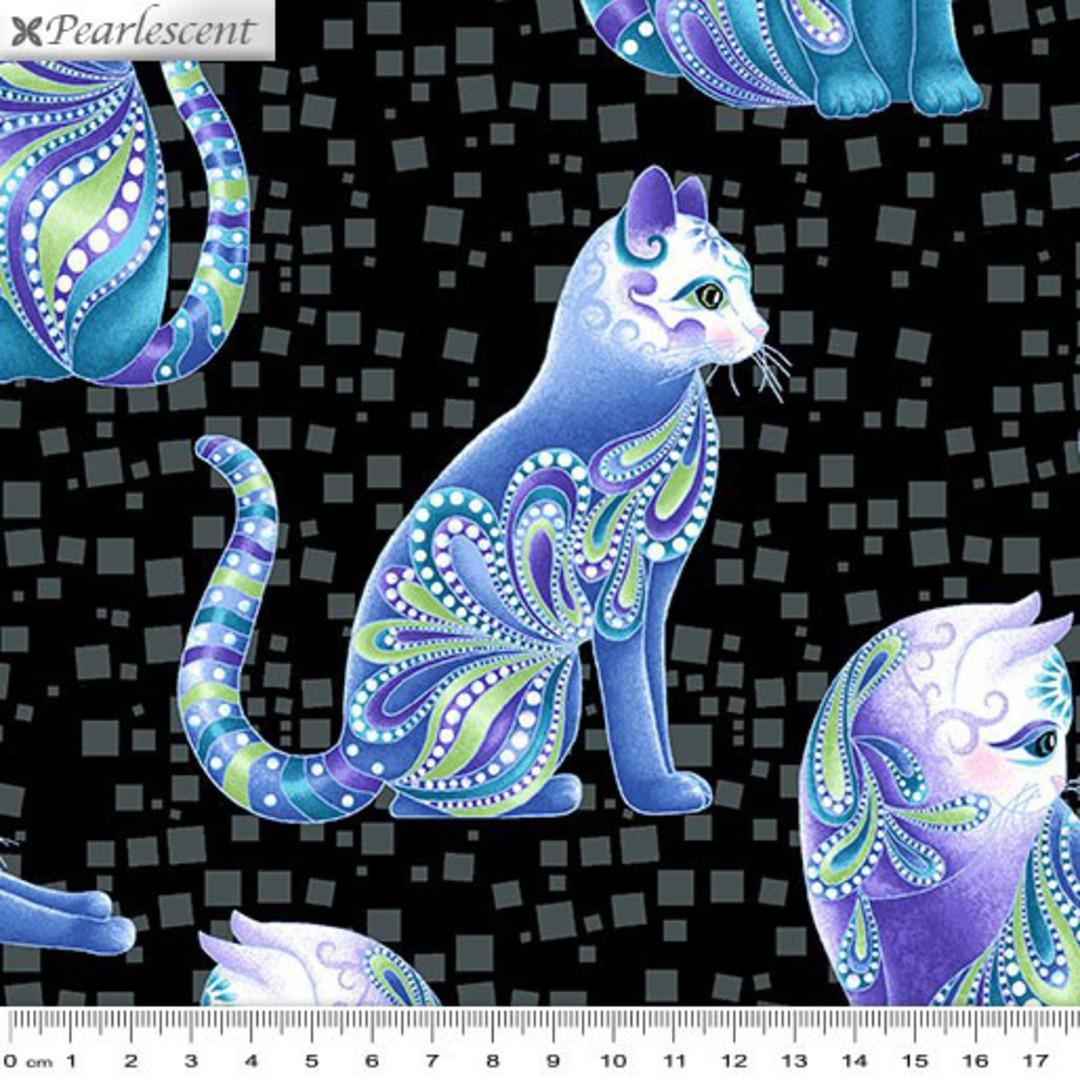 Cat-i-tude Singing the Blues- 012 image 0