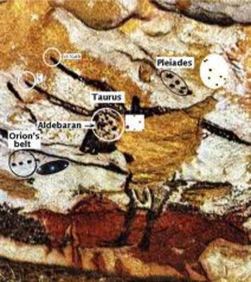 Pleiades - in cave paintings - google search