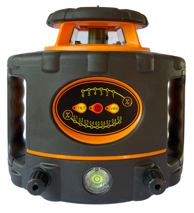 RL450 Single Grade Auto Levelling Rotary Laser 520024 image 0
