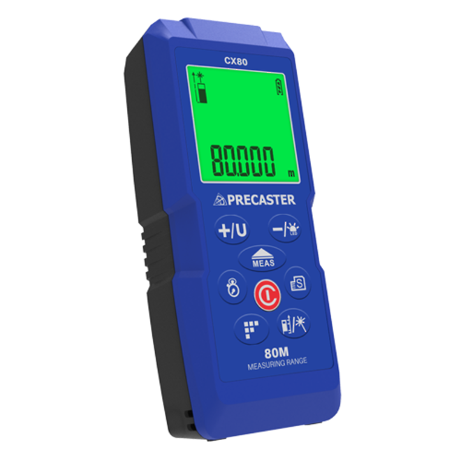 Precaster LM-CX80 Laser Measure | 519909 image 1