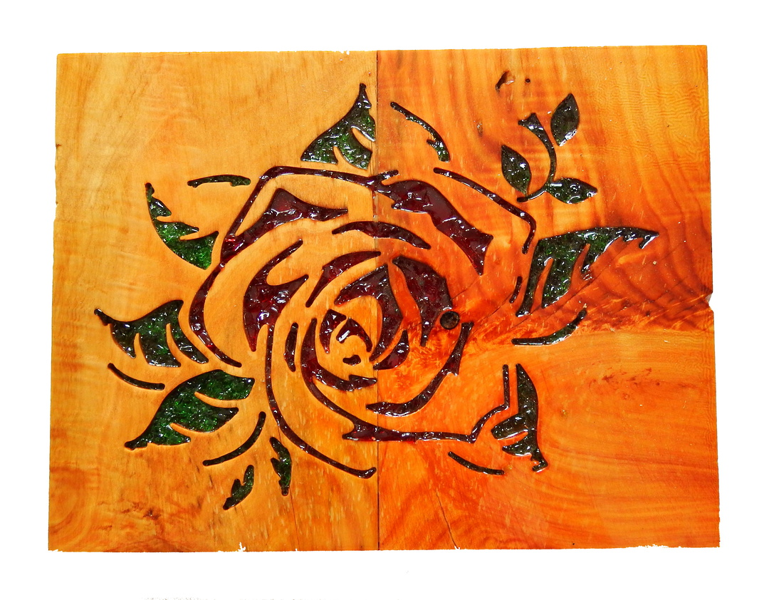 Macrocarpa Rose image 0