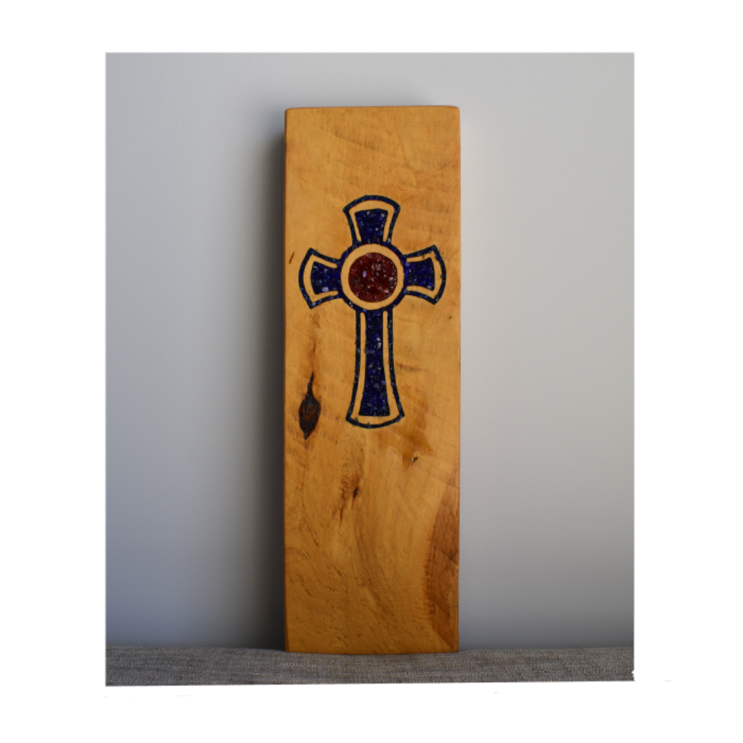 Macrocarpa Celtic Cross image 0