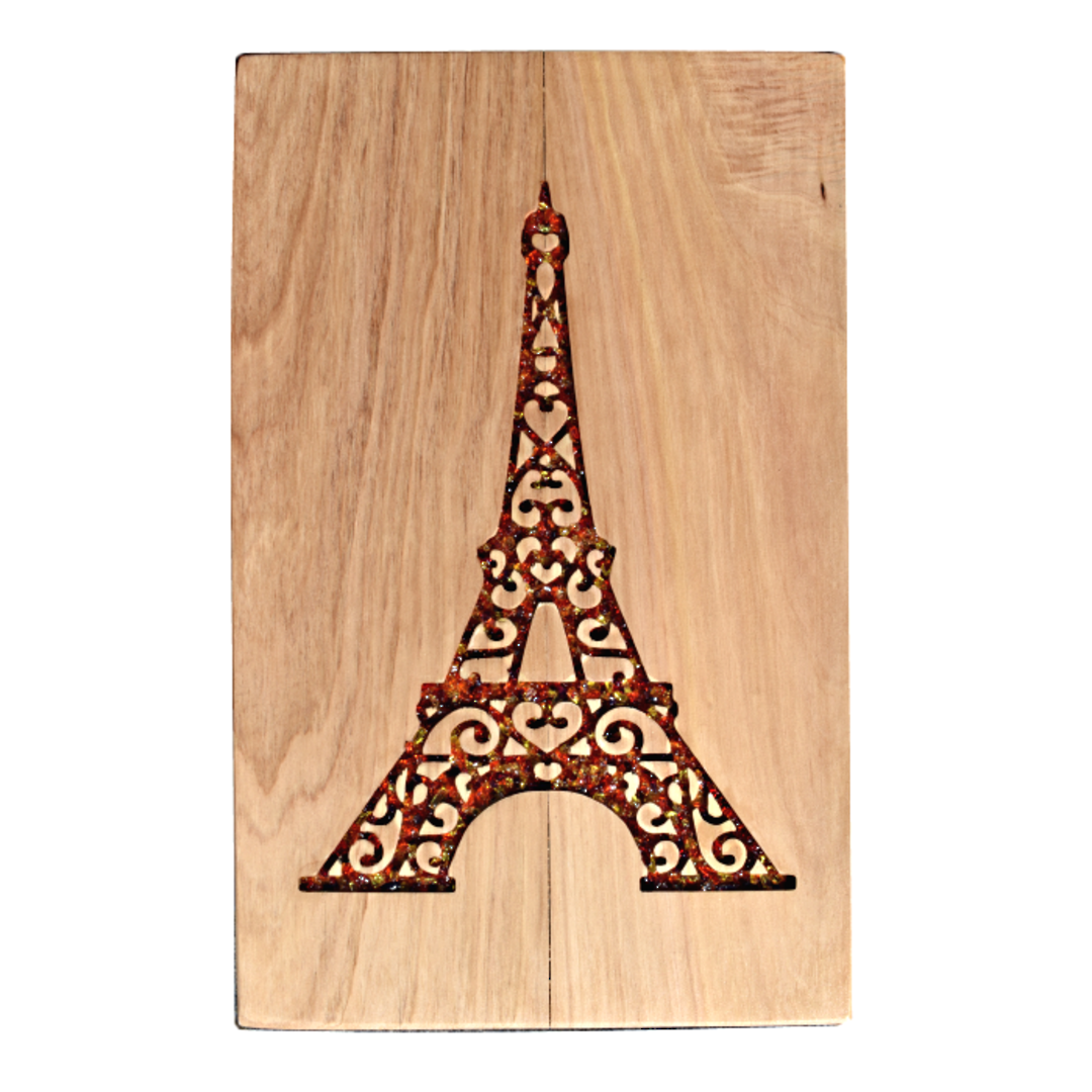 Macrocarpa Eiffel Tower image 0