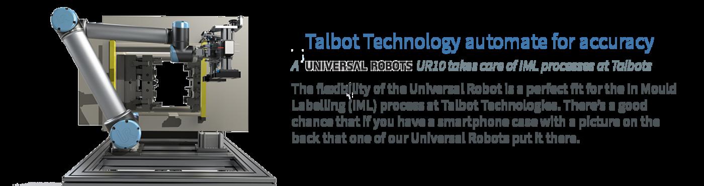 Industrial Automation - Universal Robots - Design Energy