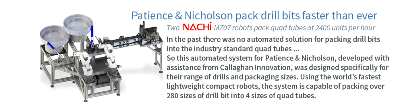 Industrial Design and Automation - Nachi Robotics