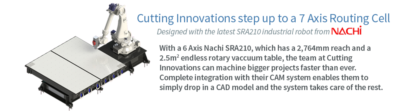 Industrial Automation - Nachi Robotics - Design Energy