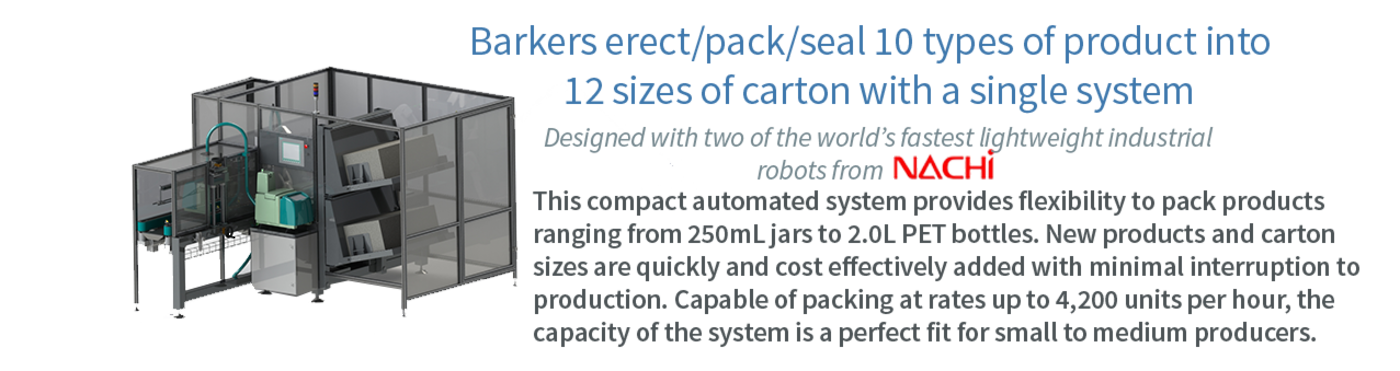 Industrial Automation - Nachi Robotics