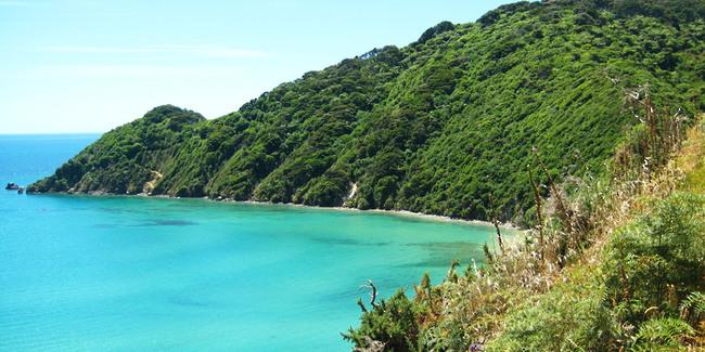 Parc National Abel Tasman Nouvelle Zélande
