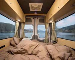 Interieur Camping-car Tourer