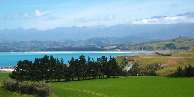 Peninsule de Kaikoura Nouvelle Zélande