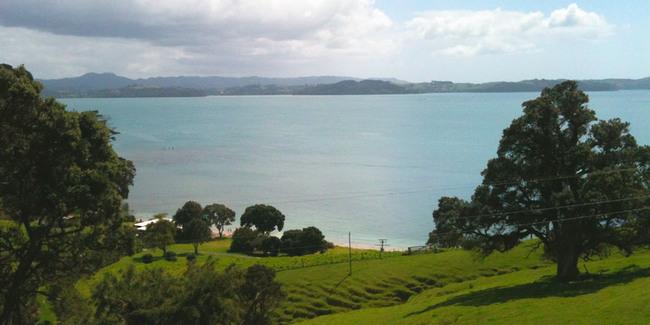 Les plages du Nord d\'Auckland