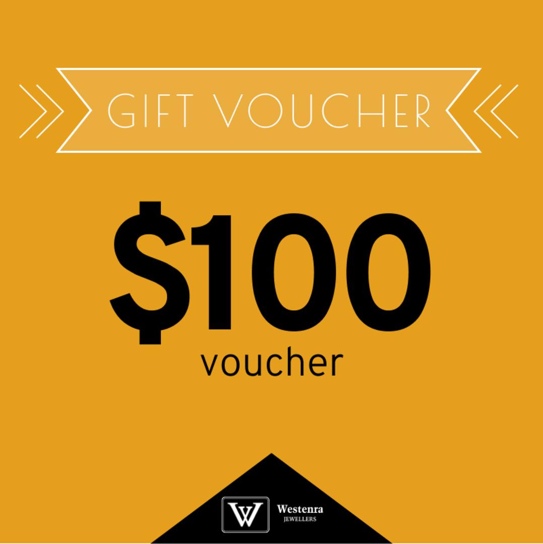$100 Voucher image 0