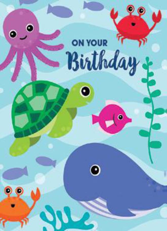 Gift Card - Sealife image 0