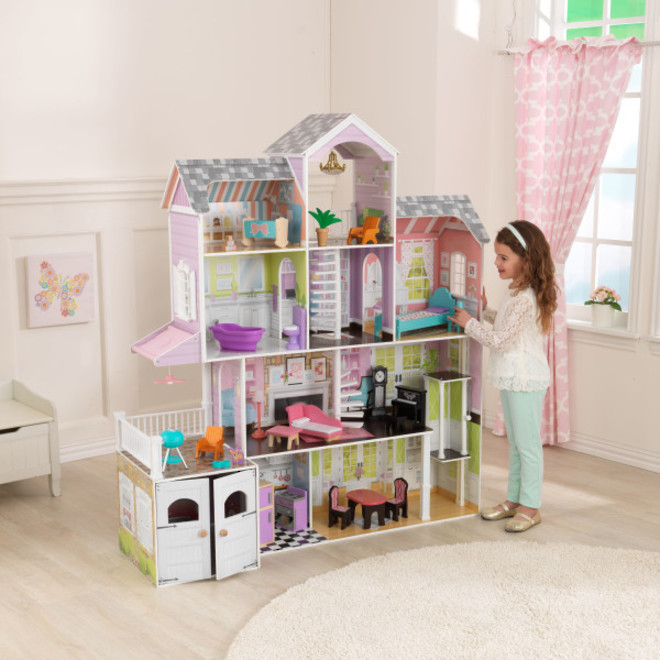 KidKraft Grand Estate Dollhouse - PICK-UP ONLY - Pre-orders accepted from our shipment due early May image 2