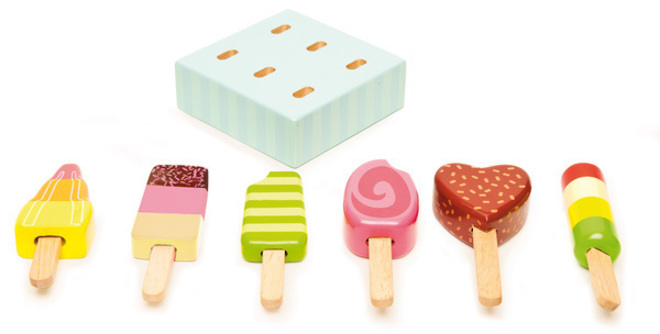 Le Toy Van Ice Lollies image 1