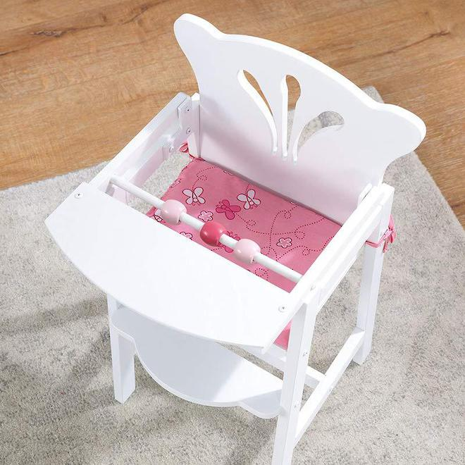 Kidkraft Lil Doll High Chair image 3
