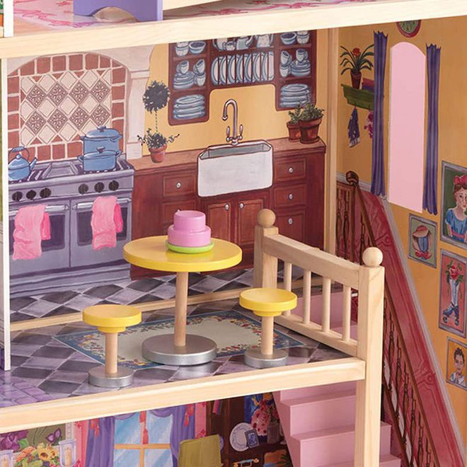 Kidkraft Kayla Dolls House - FREE DELIVERY - Pre-order now for late June delivery image 1