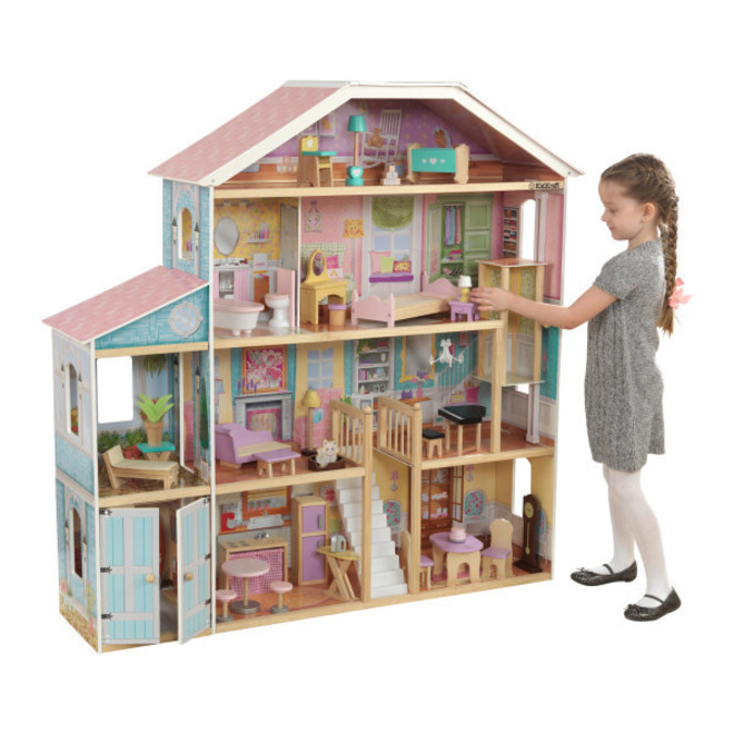 KidKraft Grand View Mansion - FREE DELIVERY - Pre-orders accepted now for our shipment due here early December image 9