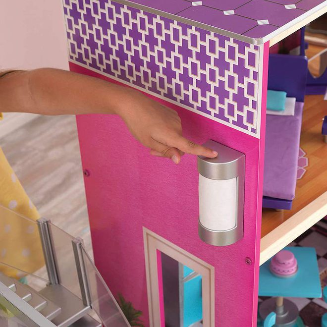 KidKraft Uptown Dollhouse - FREE DELIVERY - Pre-orders accepted now for late June delivery image 3