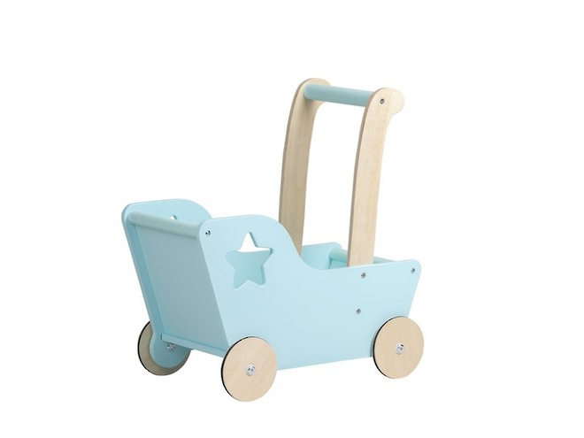 Moover Line Star Pram Aqua - Dispatched from NZ supplier in 1 - 2 days time image 4