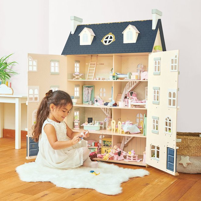 Le Toy Van Palace Doll House - FREE DELIVERY image 9