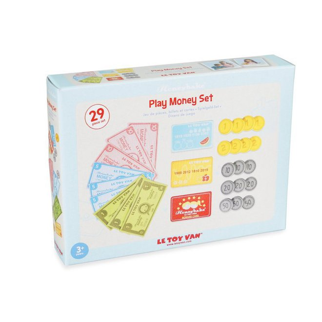 Le Toy Van Play Money set image 2