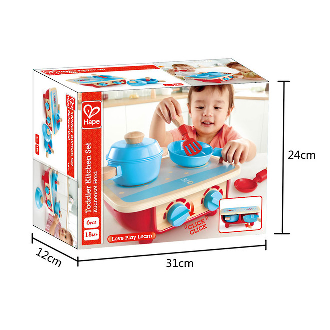 Hape Toddler Kitchen set image 4