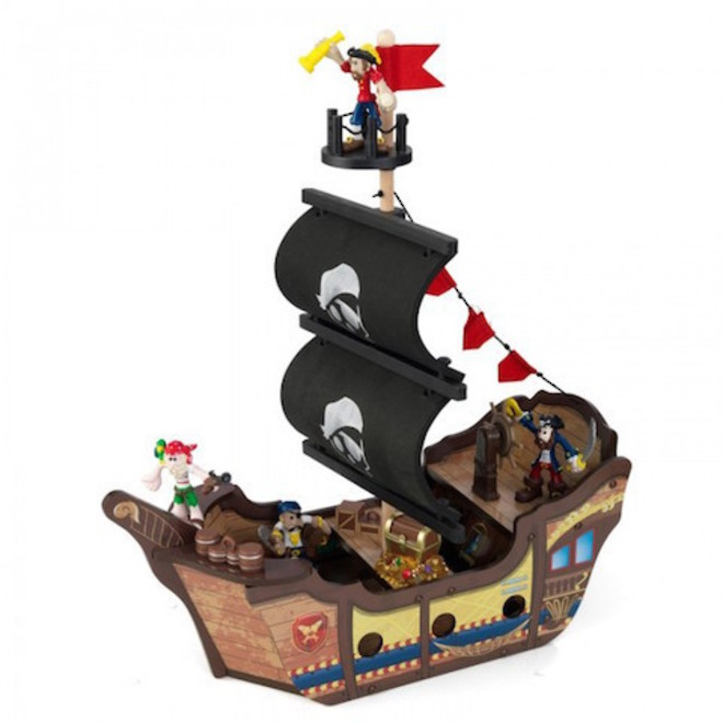 KidKraft Pirate's Cove Play set image 6