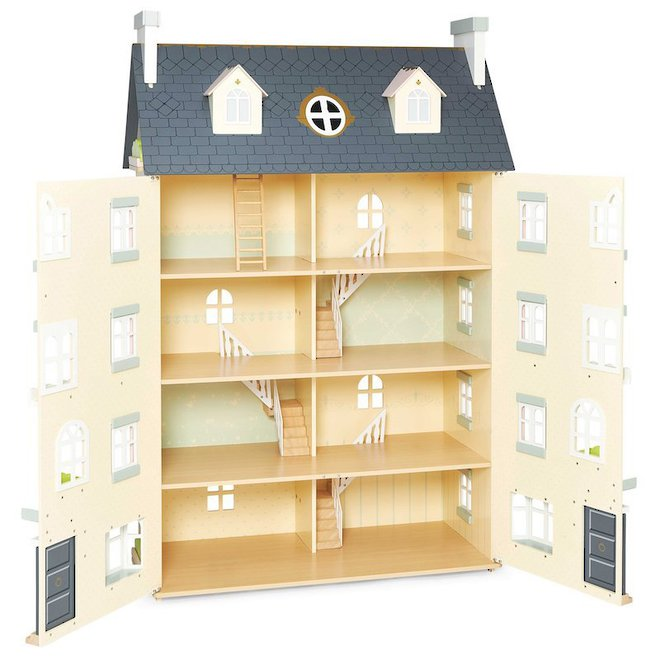 Le Toy Van Palace Doll House - FREE DELIVERY image 1