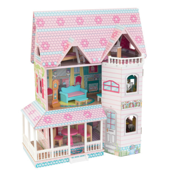 KidKraft Abbey Manor - FREE DELIVERY - Pre order now from our shipment due to arrive 14th December image 1