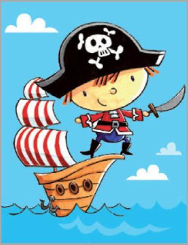 Gift Card - Pirate image 0